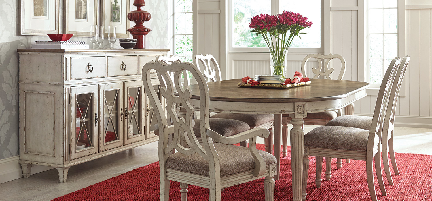 American Drew Southbury Dining Room