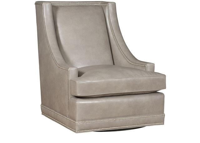 King hickory Furniture - Springfield Swivel Chair