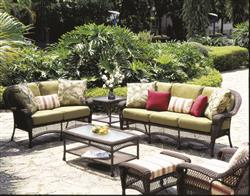 South Sea Rattan - Outdoor Collections