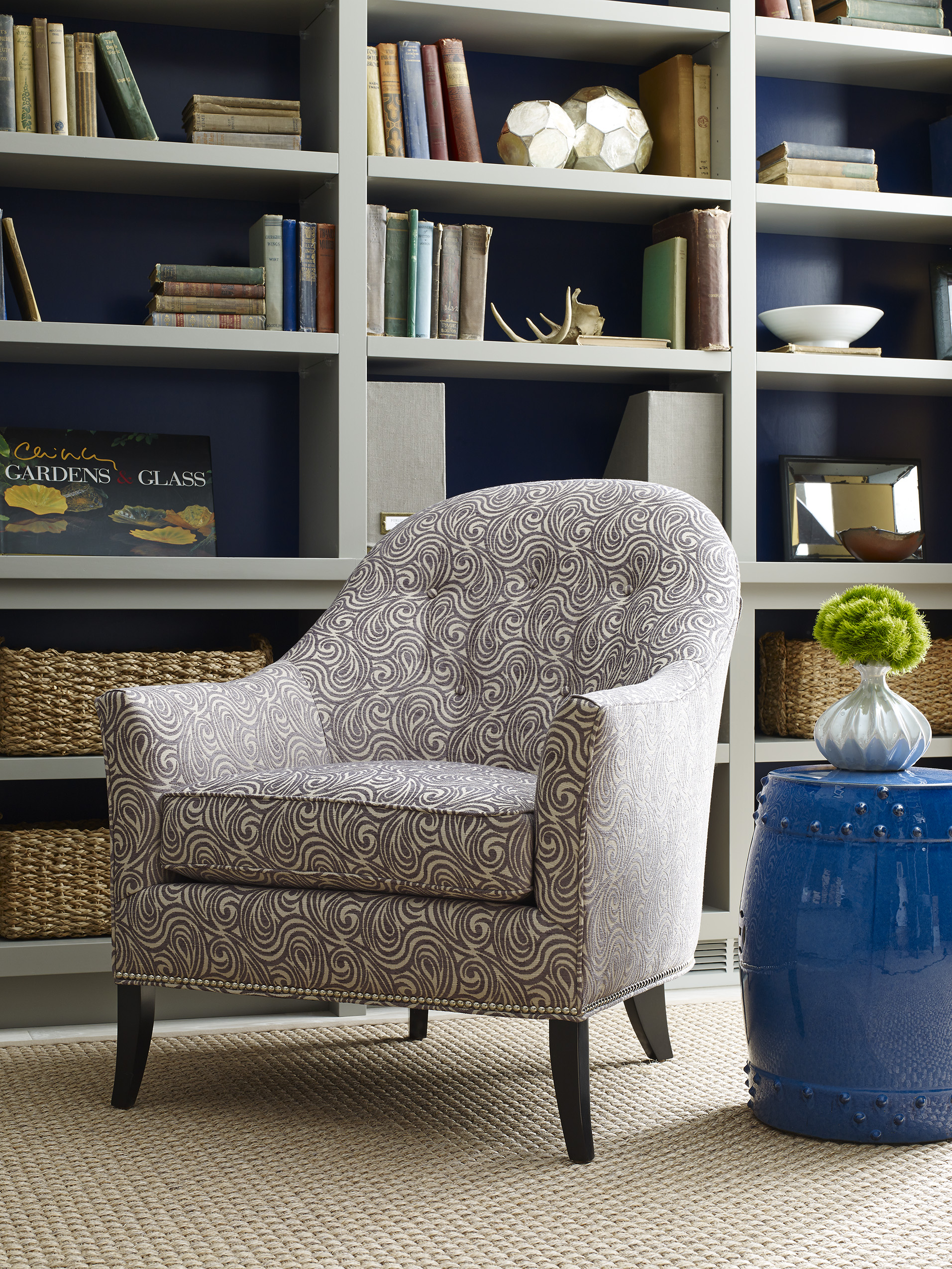 Jessica Charles Furniture - Stationary Chairs