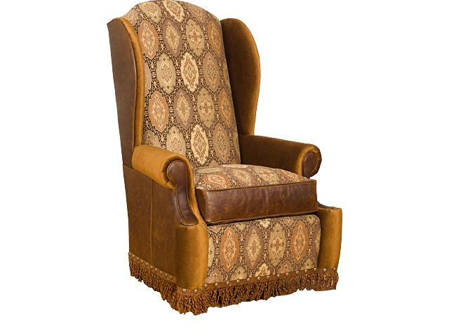 King Hickory Furniture - Sunset Swivel Glider Chair