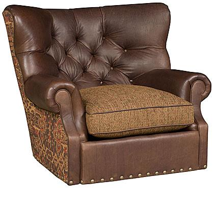 King Hickory Furniture - Wilde Swivel Chair