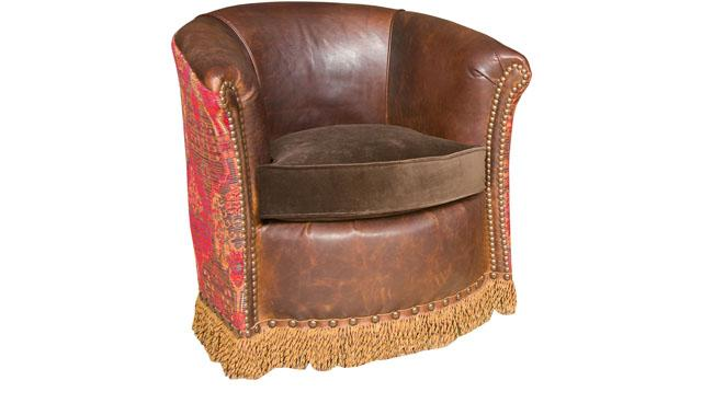 King Hickory Furniture - Wonder Swivel Chair