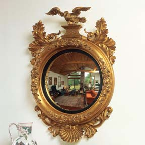 Carvers Guild Mirrors - Newport Mansions - Gallery
