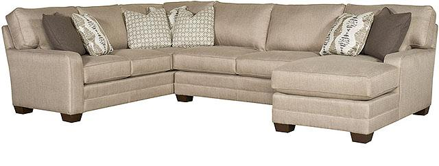 King Hickory Furniture - Bentley Sofas & Sectionals Custom