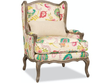 Sam Moore - Wing Chairs