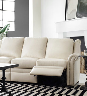 Bradington Young - Leather Reclining Sofa