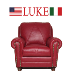 Luke Leather - Chairs