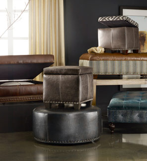 Bradington Young - Decorative Ottomans