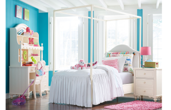 L C Kids Furniture - Summerset - Ivory